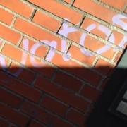 Resultado de limpieza antigraffiti