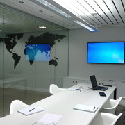 Sala de reuniones de la planta superior