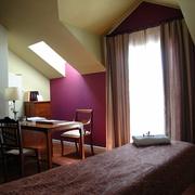 Sala de terapia y masajes