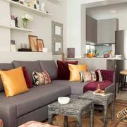 La reforma de una vivienda de 50 m2 con vistas al Retiro