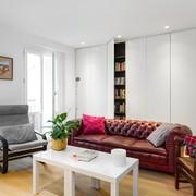 'Reto 28 x 5': el cambio radical de una vivienda alargada y estrecha
