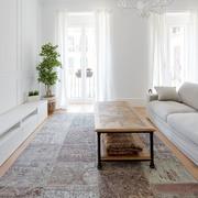 El antes y después de una vivienda sencilla, pero no minimalista
