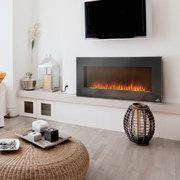 C mo preparar la instalaci n de una chimenea ideas for Salones con chimeneas electricas