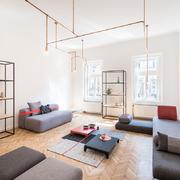 Los entrepisos de madera ideas reformas viviendas - Tubi a vista in casa ...