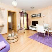 Salon después  apartamento lavapies