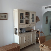 Salón pintado y colocado 2