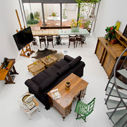 Apartamentos con un toque vintage
