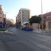 Canalización gas ciudad en Alicante