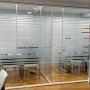 Separa ambientes con paneles y puertas de cristal ideas cristaleros - Tabiques de cristal para viviendas ...