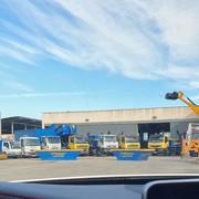 servicio de contenedores y alquiler de excavadoras en gandia