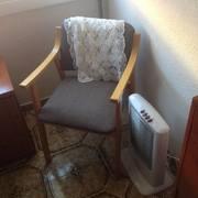 Retapizar sillón y silla