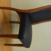 Tapizado de sillas con respaldo en Sevilla