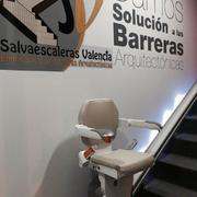Silla salvaescaleras Exclusiva