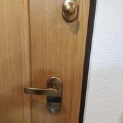 Conversion de puerta dierre a sistema europerfil