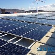 Sistema Fotovoltaico con conexión a red de 81,90 kWn
