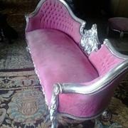 Sofá egipcio