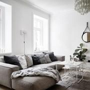 Sofá gris