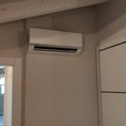 instalacion 2 x1 con ud exterior en cubierta edificio