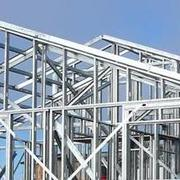Steel Framing.