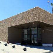 STONEPANEL® ORIENT y Cuarcita Orient Oro en la Estación de Alhaurín el Grande (Málaga)
