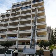 Subir libreros a un 8º piso en Playa de San Juan (Alicante)
