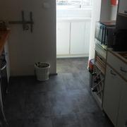 Colocar suelo vinilico en suelo de cocina