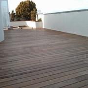 Tarima de madera tropical ipê en Reus 2