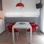 Mesa y zona de comer