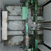 Sustitución cabina ascensor