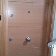 sustitucion puerta de entrada
