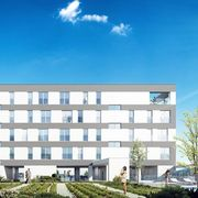 terraza Bloque pisos PASSIVHAUS Arroyofresno