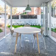 Tiana House - Comedor exterior