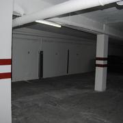 Reparacion y pintura garaje comunitario