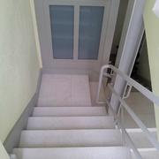 Tramo intermedio nueva escalera