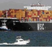 transporte internacional maritimo destino u.s.a.