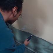 Tratamiento solución de humedad por capilaridad con electrosmosis