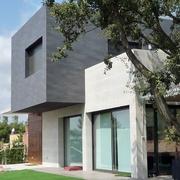 Unifamiliar en Vilanova del Vallès_fachada