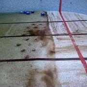 Vaciado,limpieza y desinfección del vaso de la piscina
