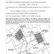 Valoración y reparcelación de una finca en Toledo. Extracto1
