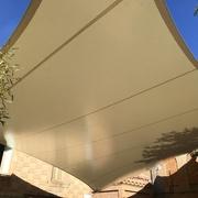 Distribuidores Recasens - Proyecto vela Tensoestática 300m2