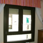 Sustitución de ventanas e instalación de tarima Pergo en Dionisio Guardiola, Albacete