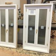 Fabricación de ventanas de madera a medifa