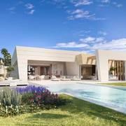 Distribuidores Grohe - Villa minimalista