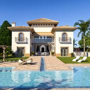 Villa en Hacienda del Álamo Golf Resort