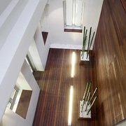 Vista aerea del Patio de luces