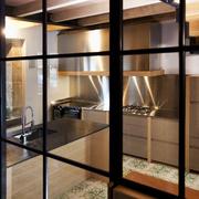 Vista exterior de la cocina