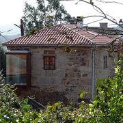 Vista exterior de la vivienda