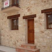 vista fachada casa barbolla