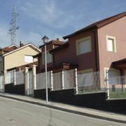 Distribuidores Weber - Construcción de viviendas adosadas.