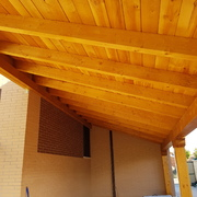 Porche de 24 m²